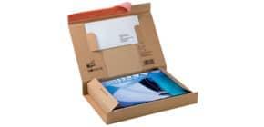 Versandkarton  braun COLOMPAC CP06604 für A4  Grauk Produktbild