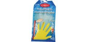Gummihandschuhe Größe L sort. CLEAN 60568/10-003 Latex Produktbild