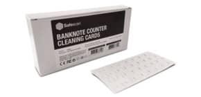 Reinigungskarte 15ST SAFESCAN 152-0663 fr.Geldsch.prüfer Produktbild