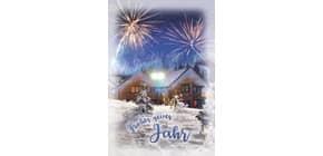 Neujahrskarte 24-1099   Bild Produktbild