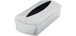 Visitenkartenbox VIP-Set gr/sw HAN 2000-31 Box+Etui Produktbild