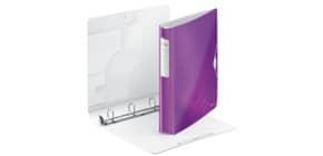 Ringmappe Active WOW violett Produktbild