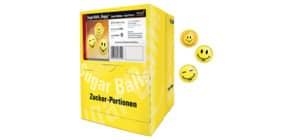 Feinkristallzucker Ball Happy HELLMA 60000056 400x 3,6g Produktbild