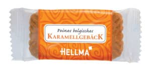 Karamellgebäck 300x 6g HELLMA 70000105 Produktbild