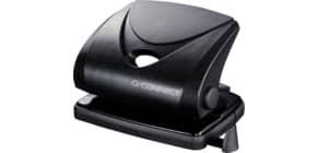 Locher 820P schwarz Q-CONNECT KF01234 Produktbild