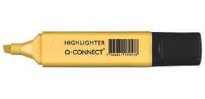 Textmarker pastellgelb Q-CONNECT KF17957 2-5mm Produktbild