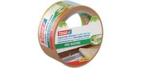 Verlegeband doppelseitig hellbraun TESA 56451-00000-11 50mm x10m Produktbild