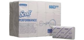 Handtuch 3180Tücher weiß KLEENEX 6663 PERFOMANCE Produktbild
