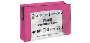 Allzwecktasche Travel  A5 pink VELOFLEX 2705371 Produktbild