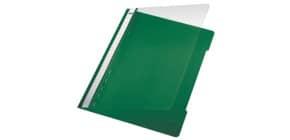 Schnellhefter A4 grün LEITZ 41910055 Plastik Produktbild