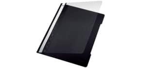 Schnellhefter A4 schwarz LEITZ 41910095 Plastik Produktbild