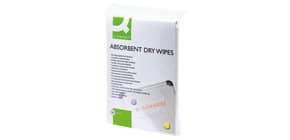 Reinigungtücher saugfähig Q-CONNECT KF04506 20ST Produktbild