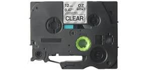 Schriftband TZe-131 trans/sw Q-CONNECT KF18864 12mm 8m kompatibel Produktbild