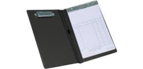 Kassenblockumschlag schwarz URSUS 094060023 UF2 Produktbild