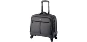 Business Trolley Laptop PHOENIX grau LIGHTPAK 46133 44,5x37,5x21cm Produktbild