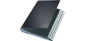 Pultordner 1-31 I-XII schwarz LEITZ 5844-00-95 Produktbild