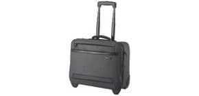 Business Trolley Laptop ARKON grau LIGHTPAK 46134 37x42,5x21cm Produktbild