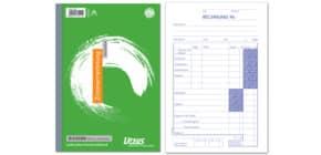 Zimmerrechnungsbuch A5h 2x40BL URSUS Zi542SD 094049 selbstd. Produktbild