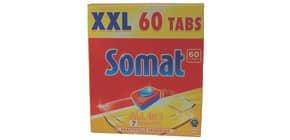 Geschirrspültabs All in 1 60ST SOMAT 3857497007 7 Multi-Aktiv Produktbild