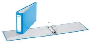 Bankordner 25x14cm blau DONAU 3707001-10 Rü-Schild Produktbild