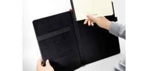 Mappe Flex A4 Set schwarz CONCEPTUM CF130 inkl. 3 Notizheften Produktbild