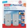 Klebehaken Power Strips chrom TESA 58051-00010-01 Large Classic Produktbild