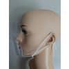Mund- und Nasenschutzschild  transp HGK-BHMA614419 LIGHT Produktbild Einzelbild 1 S