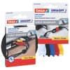 Klettband Velcro Kabelbinder TESA 55236-00000-01 small 5 Stück Produktbild Stammartikelabbildung S