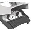 Locher NeXXt Style arktik weiß LEITZ 5006-00-04 m. AS Produktbild Anwendungsdarstellung S