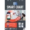 Flipchartblock 20BL kariert OXFORD 400096320 68x98cm SmartCharts Produktbild Einzelbild 3 S