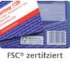 Wochenbericht A5 2x40BL SD ZWECKFORM 1772 SD 2x40 Blatt Produktbild Detaildarstellung 2 S