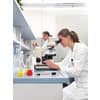 Spezialmarkierstift schwarz EDDING 8014 Labor Produktbild Anwendungsdarstellung 2 S