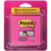 Haftnotiz 440BL sortiert POST-IT 2028-SS-RBWC Super Sticky Produktbild