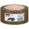 Packband 50mmx66m braun NOPI 57215-00000-01 PVC Produktbild