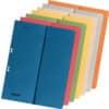 Ösenhefter A4 blau 1/2 Deckel FALKEN 80003809 Produktbild Stammartikelabbildung S