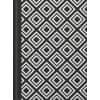 Notizbuch black&white rhombus RNK 46745 A5/96BL punktiert Produktbild