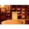 Tischaufsteller DIN lang glaskar Acryl SIGEL TA224 gerade Standfüße Produktbild Produktabbildung aufbereitet S