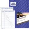 Fahrtenbuch A5/40BL ZWECKFORM 223 Produktbild Einzelbild 2 S