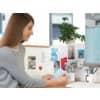 Klebestrips Tack 72ST transparent TESA 59408-00000-01 Produktbild Anwendungsdarstellung 2 S