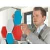 Klebestrips Tack 72ST transparent TESA 59408-00000-01 Produktbild Anwendungsdarstellung 4 S
