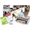 Laminator iLAM touch 2 A3 ws/gr LEITZ 74744000 Produktbild Produktabbildung aufbereitet S