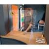 Tröpfchenschutzscheibe transparent JALEMA 7999801 750x800x3mm Produktbild