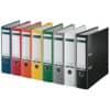 Ordner Plastik A4 8cm weiß LEITZ 1010-50-01 180° Mechanik Produktbild Stammartikelabbildung S