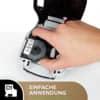 Schriftband 12mmx7m schw/weiß DYMO S0720530 45013 Produktbild Anwendungsdarstellung 4 S