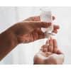 Händedesinfektionsmittel GEL 250ml DEX 10029148 Produktbild Anwendungsdarstellung S