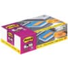 Haftnotizblock 76x76mm 8St sort. POST-IT VAL-8BP SupSticky+Spend Produktbild Einzelbild 2 S