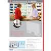Tröpfchenschutzscheibe transparent FRANKEN SSW5085 BxH 50x85cm Produktbild Produktdatenblatt S