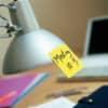 Haftnotizblock 76x76mm 90Bl sort POST-IT 654SE24P 24Bk SupSticky Produktbild Anwendungsdarstellung 3 S