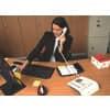 Haftnotizblock 76x76mm 90Bl sort POST-IT 654SE24P 24Bk SupSticky Produktbild Anwendungsdarstellung 4 S