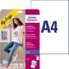 Inkjet Transferfolie A4 10 Blatt ZWECKFORM MD1002 für helle Textilien Produktbild Einzelbild 2 S